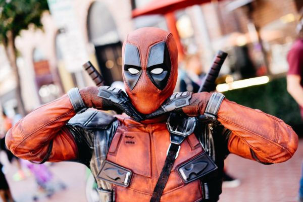 Comic Con Deadpool 600x400