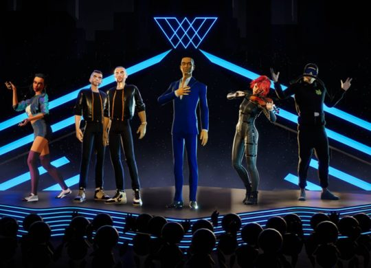 concerts VR Wave