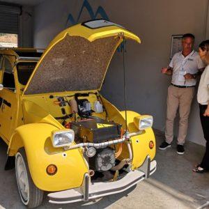 Image article Rétrofit : la conversion d'un véhicule à essence vers l'électrique est autorisée en France !