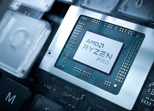 AMD Ryzen Pro 4000 1