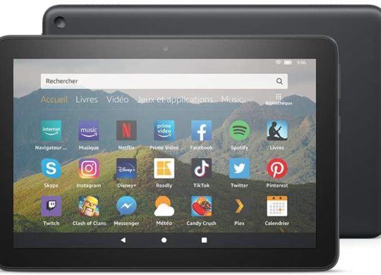 Amazon Fire HD 8 2020