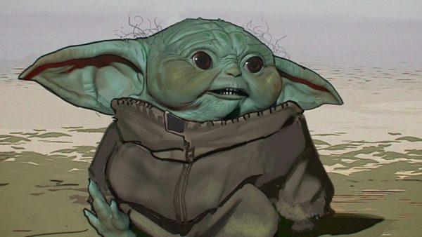 Baby Yoda Concept 600x338