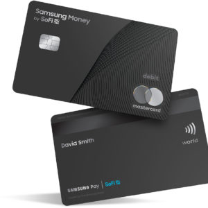 Image article Samsung lance sa carte bancaire Money