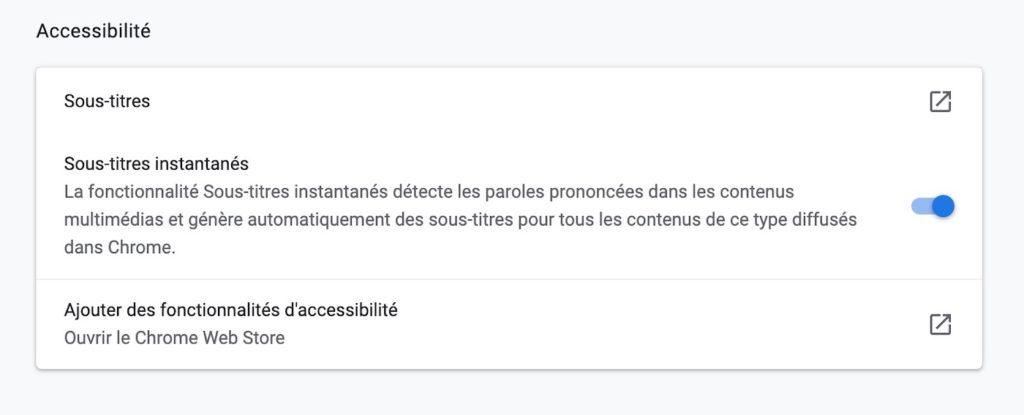 Chrome Option Live Caption Sous Titres Instantanes 1024x415