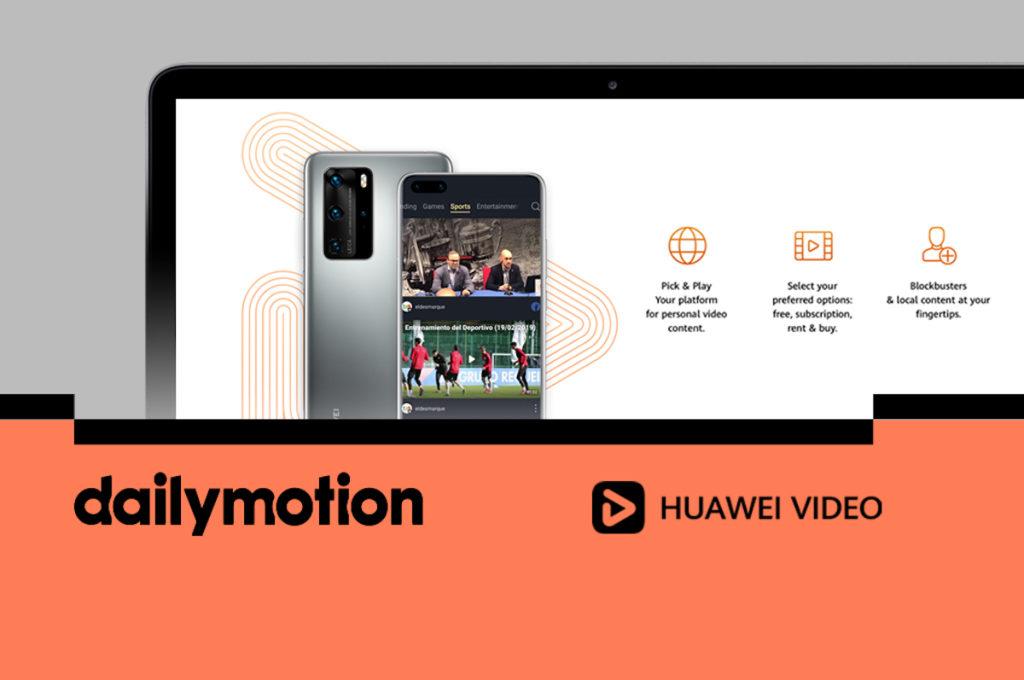 Dailymotion Et Huawei 1024x680