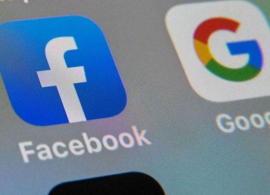 Facebook Google Logos Icones