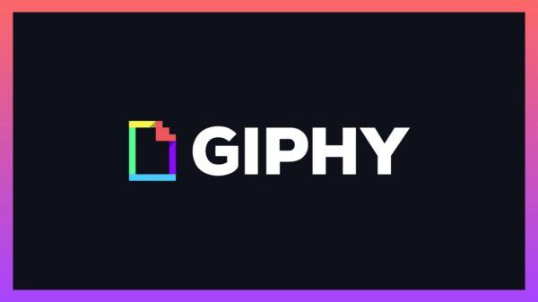 GIPHY Logo 600x337