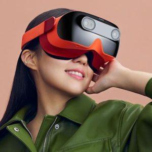 Image article XRSpace Mova : HTC dévoile un casque VR autonome et 5G orienté vers le réseau social