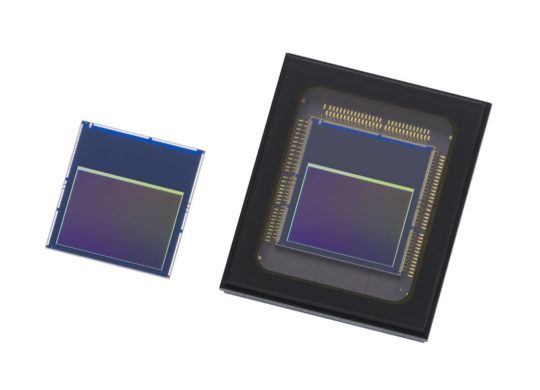 IMX500 IMX501 Sony IA