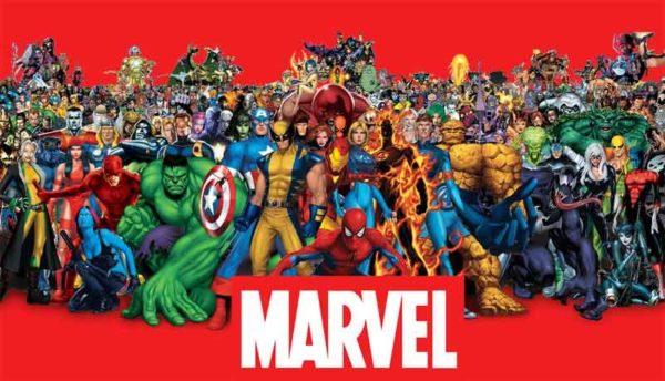 Marvel Comics 600x344