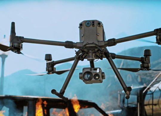 Matrice 300 drone DJI