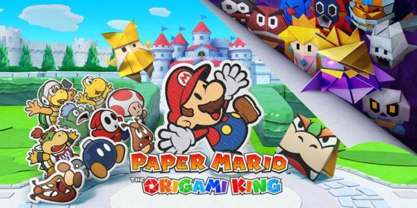 Paper Mario Origami King 600x300