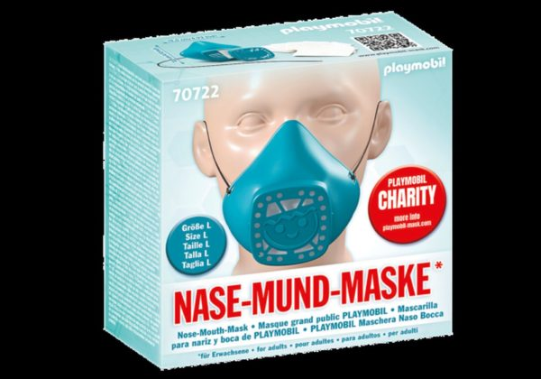 Playmobil Masque Coronavirus 600x420
