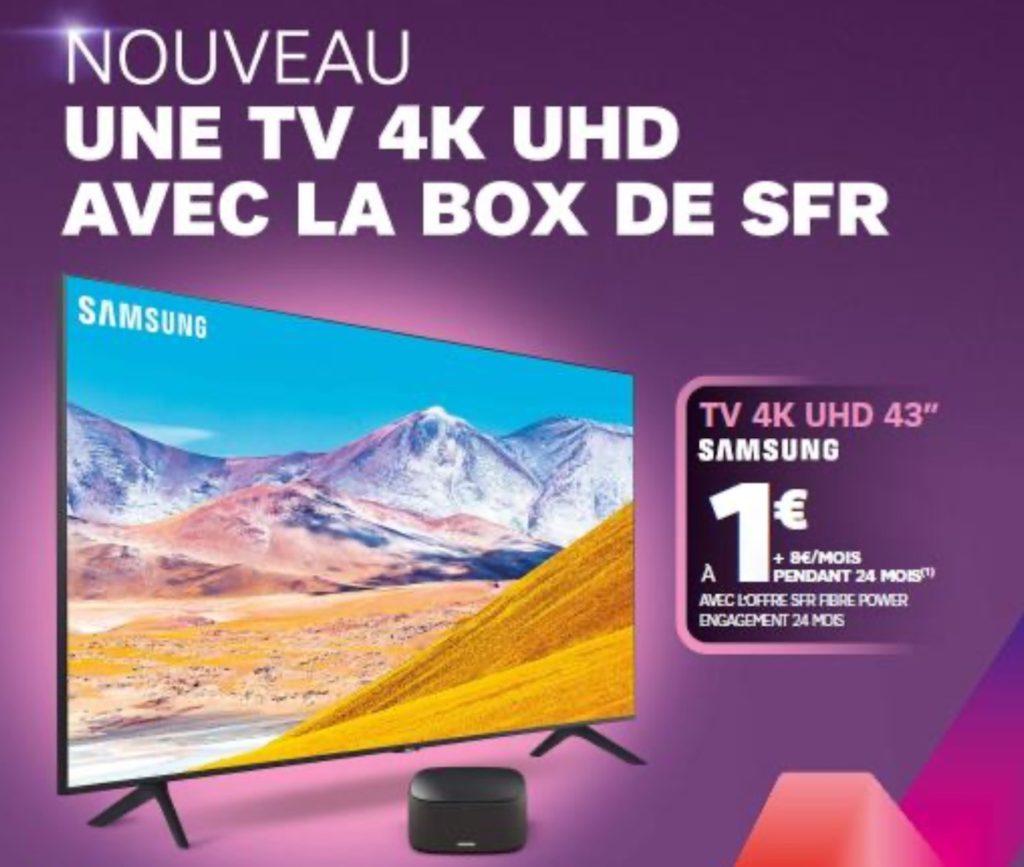 SFR Pack Box Et Televiseur 1024x867