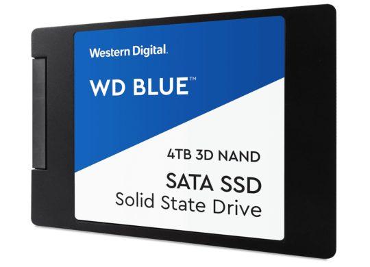 SSD Western Digital 4 To