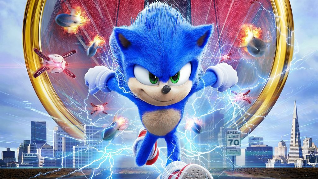 Sonic le film 2