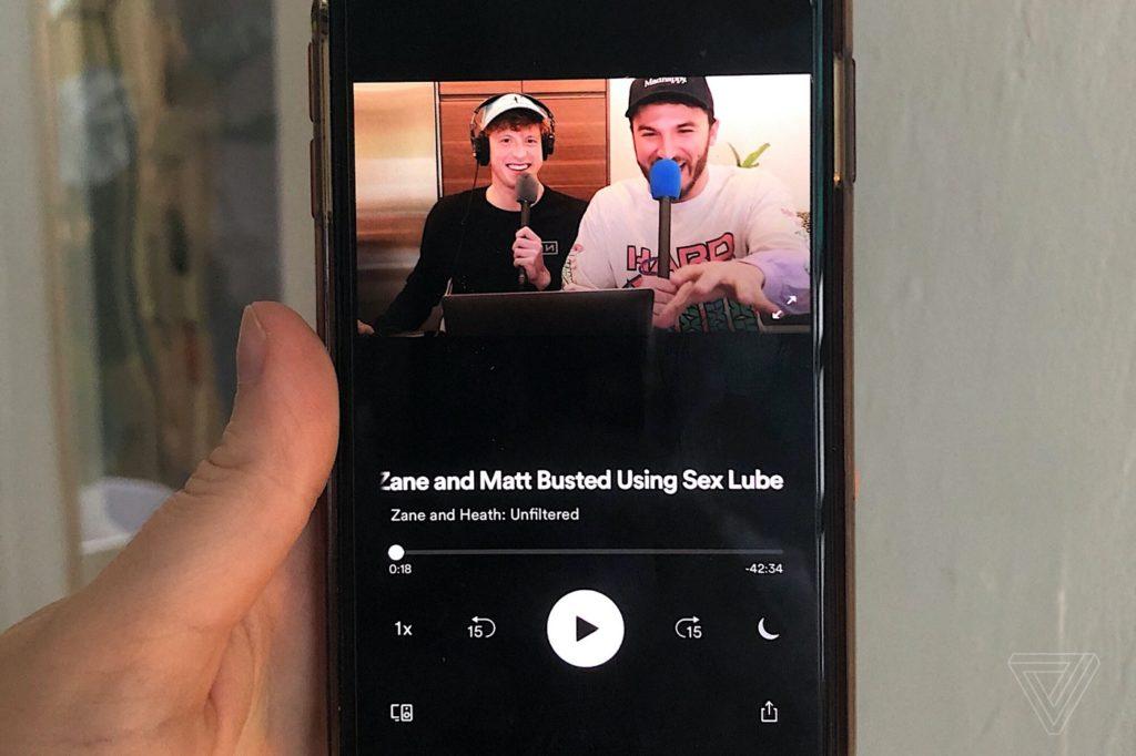 Spotify Podcast Video 1024x682