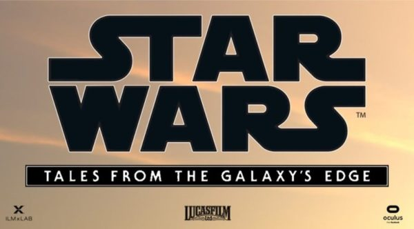 Tales From The Galaxy's Edge 600x332