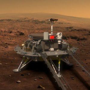 Image article Tianwen : la Chine lancera bientôt une sonde et un mini-Rover vers Mars