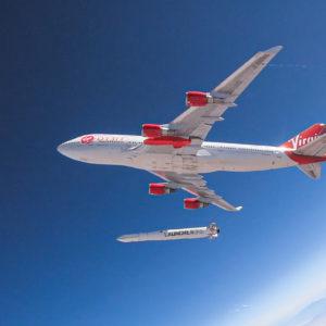 Image article Virgin Orbit : c'est un échec pour le premier test de lancement d'une fusée