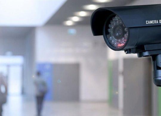 camera surveillance metro