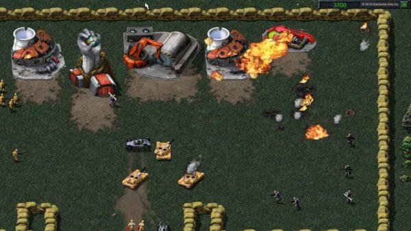Command Conquer Remaster 600x338