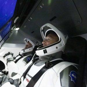 Image article SpaceX réussit son lancement historique avec la NASA