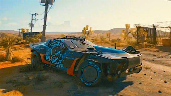 Cyberpunk Mad Max 1 600x338