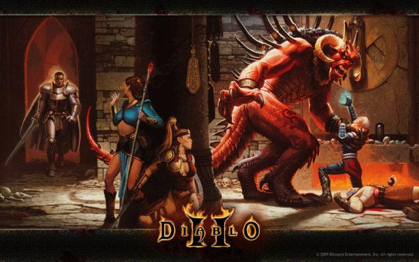 Diablo 2 600x375