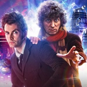 Image article Doctor Who : une nouvelle aventure audio va réunir Tom Baker et David Tennant