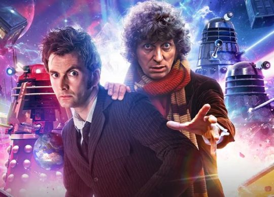 doctor who crossover