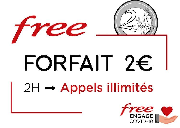 Forfait À 2 Euros