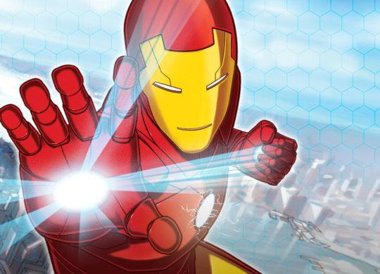 iron man gant