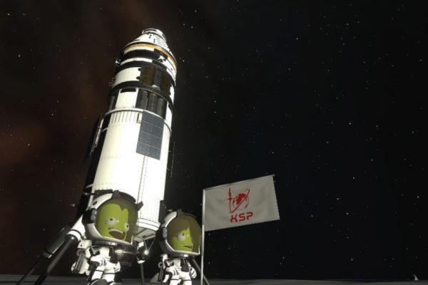 Kerbal Space Program 600x400