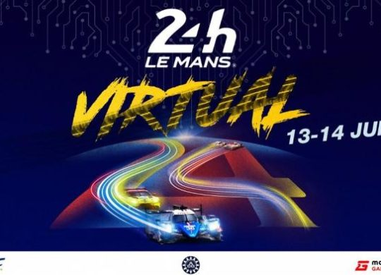 le mans virtuel