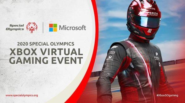 Microsoft Special Olympics 600x335