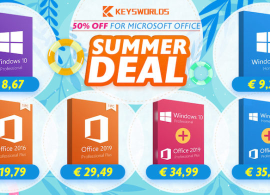 promo keysworld