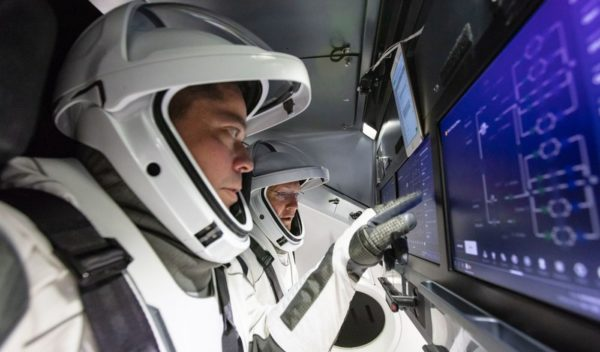 Spacex Astronautes 600x352