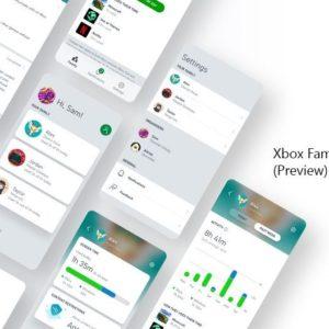 Image article Xbox Family Settings permet de gérer le temps de jeu des comptes enfants