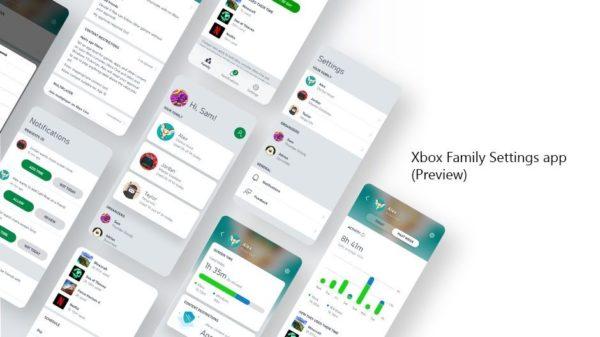Xbox Family Setting 600x337
