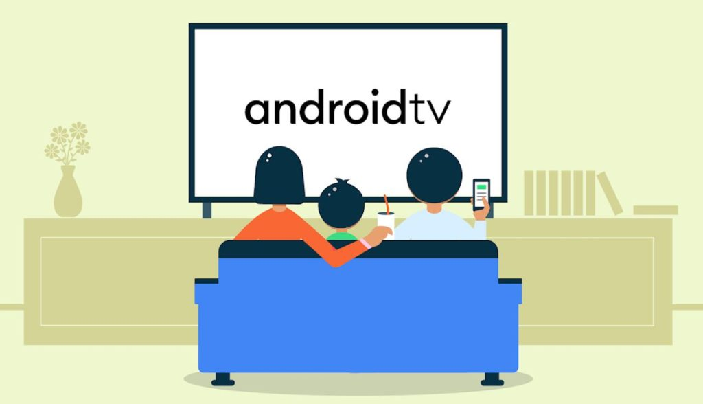 Android TV Logo 1024x588