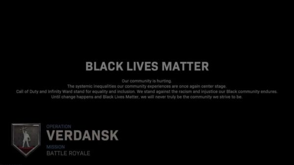Black Lives Matter 600x337
