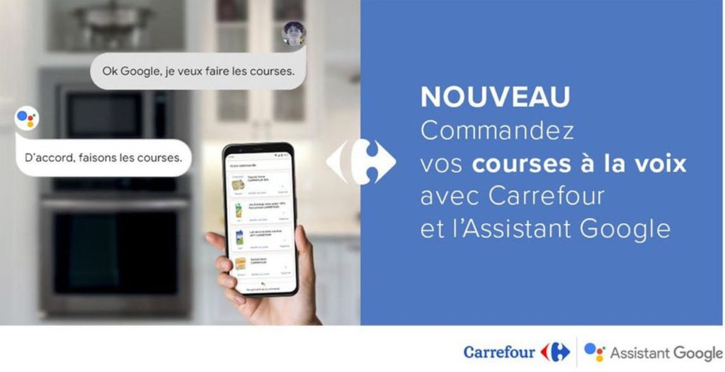 Carrefour Google Assistant Courses En Ligne 1024x526
