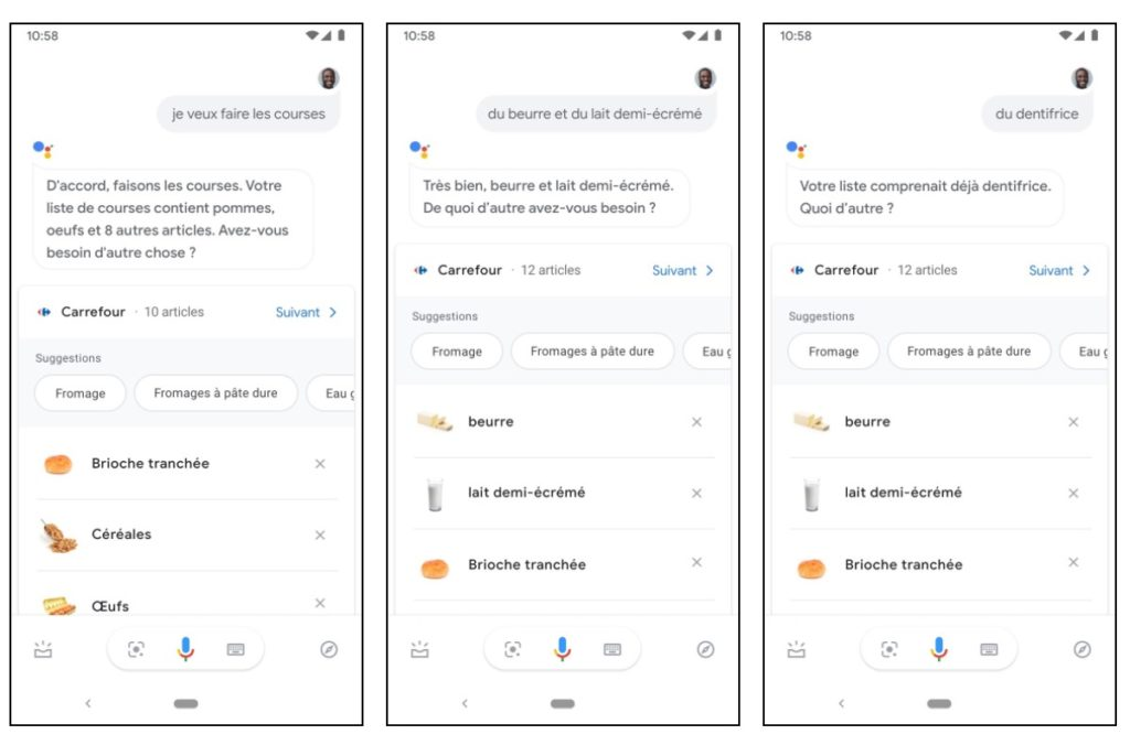 Carrefour Google Assistant Courses En Ligne 2 1024x676