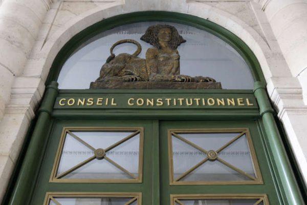 Conseil Constitutionnel 600x400