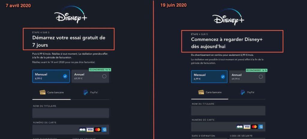 Disney Plus Retrait Semaine Gratuite 1 1024x465