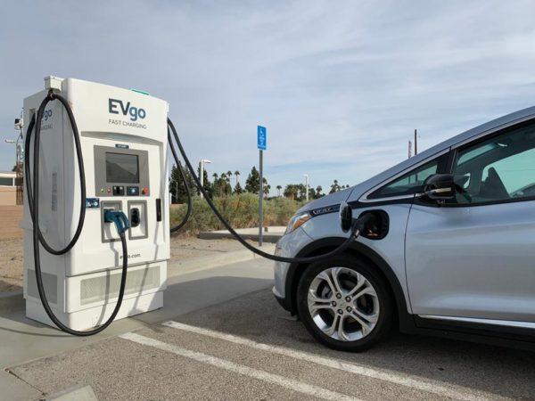 EV Charging Station 600x450