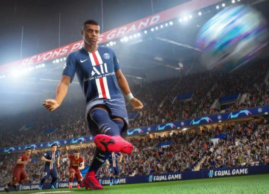 FIFA 21 Kylian Mbappe 1