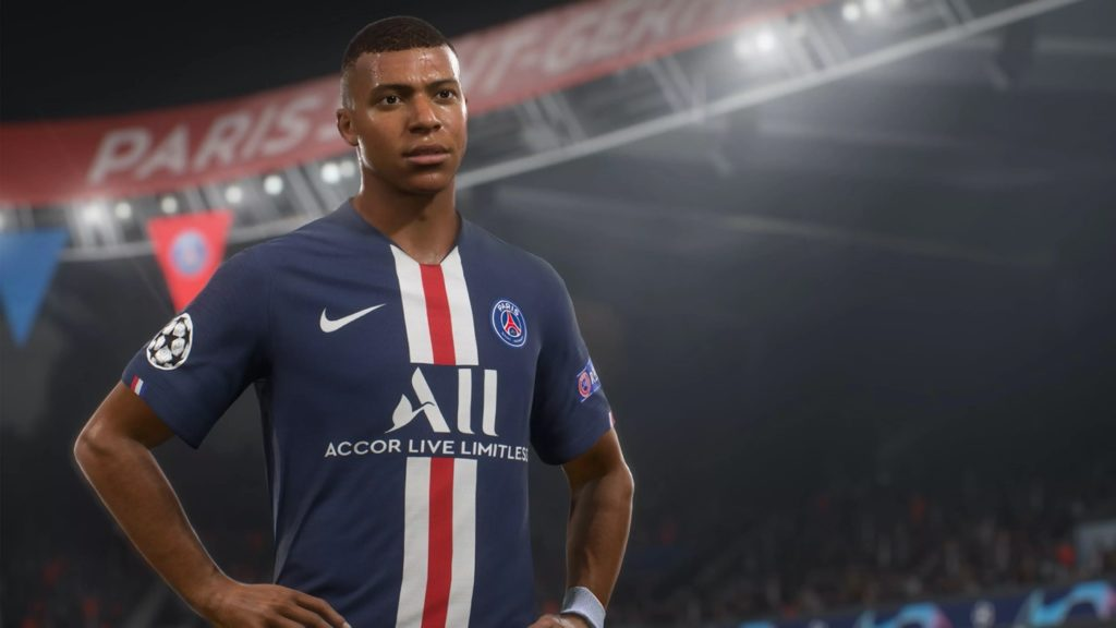 FIFA 21 Kylian Mbappe 1024x576