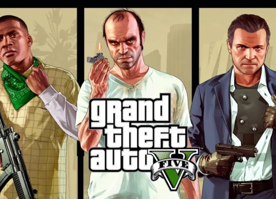 GTA 5 Franklin vs Trevor vs Michael